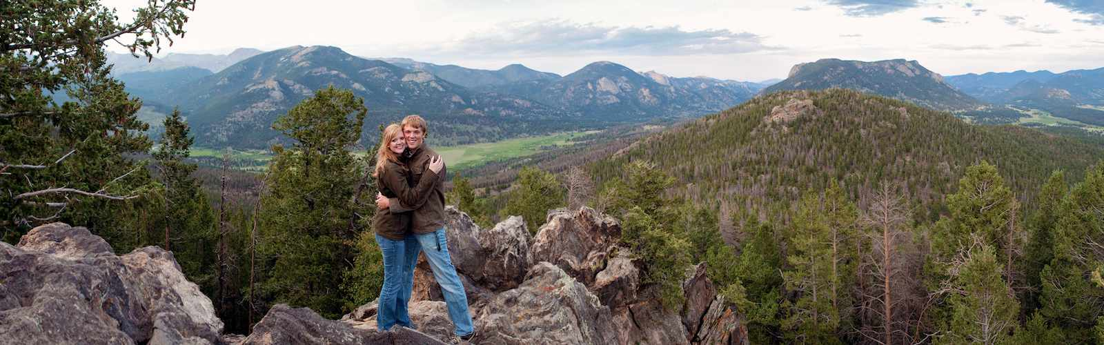 A Mountaintop Engagement
